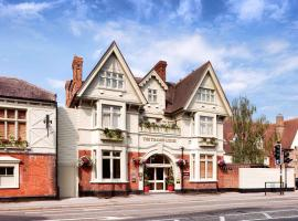 Mercure London Staines-upon-Thames Hotel, hotel in Staines