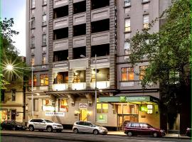 ibis Styles Kingsgate Hotel, hotel near Melbourne Convention and Exhibition Centre, Melbourne
