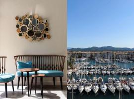 Mercure Thalasso & Spa Port Fréjus, hotel in Fréjus