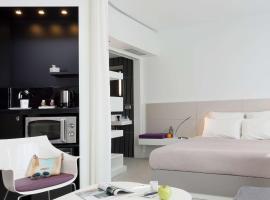 Novotel Suites Malaga Centro, hotel en Málaga