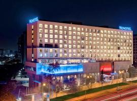 Novotel Pune Viman Nagar Road, hotel near Pune International Airport - PNQ,