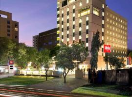 ibis Pune Viman Nagar- An AccorHotels Brand, accessible hotel in Pune