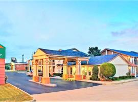 Quality Inn, hotel near Will Rogers World Airport - OKC,