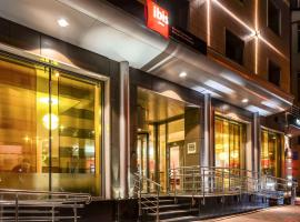 Ibis Moscow Paveletskaya, hotel in Moscow