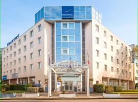 Novotel Nantes Centre Bord de Loire, hotel in Nantes