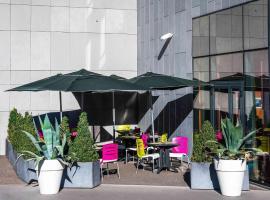 Ibis Styles Lyon Centre - Gare Part Dieu, отель в Лионе