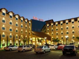 Ibis Hotel Vitória da Conquista, отель в городе Витория-да-Конкиста