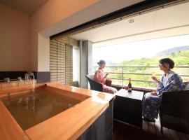Merveille Hakone Gora, hotel in Hakone