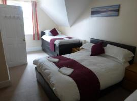The DON VALLEY EN-SUITE ROOMS, hotel near Sheffield Train Station, Attercliffe