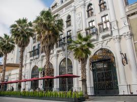 Hotel Epidamn, hotel 5 estrellas en Durrës