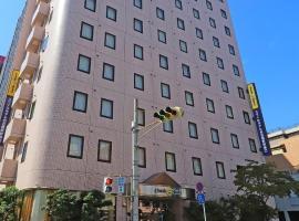 Smile Hotel Nagoya Shinkansenguchi, hotel in Nagoya