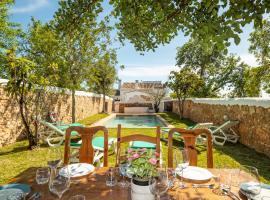 Monte Algarvio - Private Villa - Pool - Free Wifi - Air Con, hotel near Tunes Train Station, Tunes