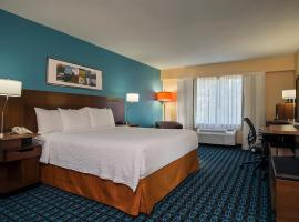 Fairfield Inn Myrtle Beach North, hotel a Myrtle Beach