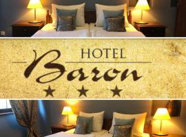 Hotel Baron, family hotel in Jelenia Góra