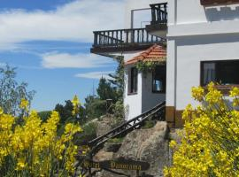 Hotel Panorama, hotel in La Cumbrecita
