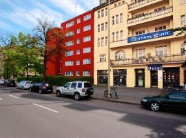 Hotel Central Inn am Hauptbahnhof, Hotel in der Nähe von: Berlin Hauptbahnhof, Berlin