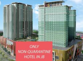 KSL Hotel & Resort, hotel in Johor Bahru