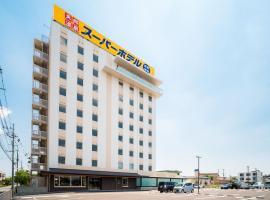 スーパーホテル熊本・山鹿、山鹿市のホテル