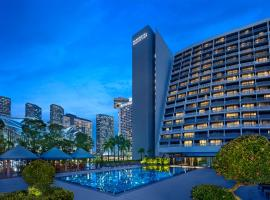 PARKROYAL COLLECTION Marina Bay, Singapore (SG Clean, Staycation Approved)، فندق في سنغافورة