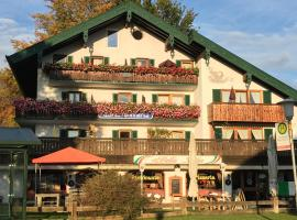 Hotel Bavaria, Hotel in Bad Wiessee