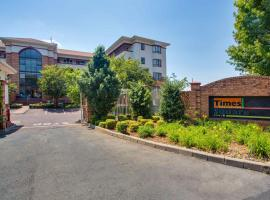 Sandton Times Square, apartment in Johannesburg