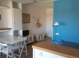Apartamento Playa Pals con piscina comunitaria A6, hotel in Torroella de Montgrí