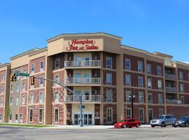 Hampton Inn And Suites Logan, Ut, hotel v destinaci Logan