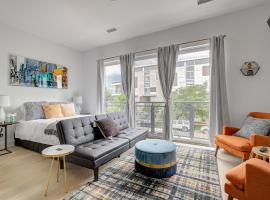 Charming Studio In the Heart of the RiNo District!, apartment in Denver