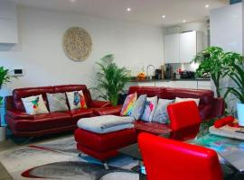 Chic Apartment in London near Royal Air Force Museum, loma-asunto Lontoossa