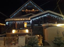 Chalet Hotel Régina, apartment in Les Gets