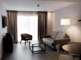 HG City Suites Barcelona, hôtel à Barcelone (Sarrià-Sant Gervasi)