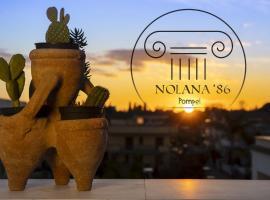 Nolana '86, hotel near Pompei Ruins, Pompei