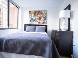 West Chelsea Apartment 30 Day Stays, apartment in New York