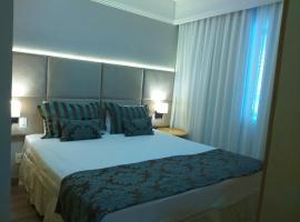 Residencial Luxo Moema - Macuco, apartman u gradu Sao Paulo