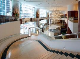 B P International, hotel in Hong Kong