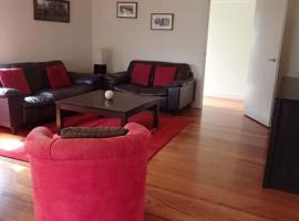 Elouera, accommodation in Mansfield