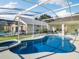 Grand Deluxe 4BD Pool Home near Disney & Universal, hotel in Davenport
