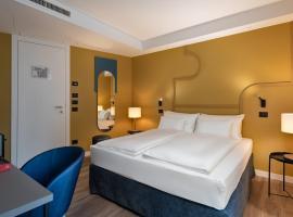 HT Hotel Trieste, hotel blizu letališča Letališče Trst - TRS, Gradisca d'Isonzo
