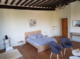 chambres d hôtes de la vernassonne avec wifi gratuit, bed & breakfast ad Alzonne