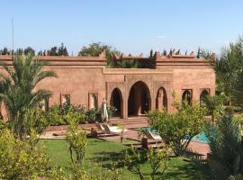 Domaine Casa Cecilia, hotel in Marrakesh