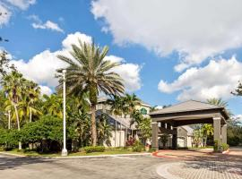 La Quinta by Wyndham Ft. Lauderdale Plantation, hotel in Plantation