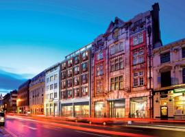 Ibis Styles Liverpool Centre Dale Street - Cavern Quarter, Hotel in Liverpool