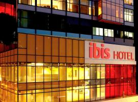 Ibis Hong Kong Central & Sheung Wan, hotel in Hong Kong