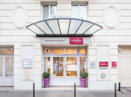 Mercure Paris Bastille Marais, hotel near Gambetta Metro Station, Paris