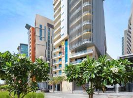 Adagio Abu Dhabi Al Bustan, căn hộ ở Abu Dhabi
