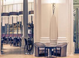 Mercure Lille Roubaix Grand Hôtel, hotel near Tourcoing Center Metro Station, Roubaix