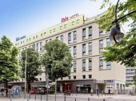 ibis Berlin Kurfuerstendamm, hotel near Zoologischer Garten underground station, Berlin