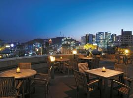 ibis Ambassador Insadong, hotel em Seul