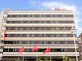 ibis Leiden Centre, pet-friendly hotel in Leiden