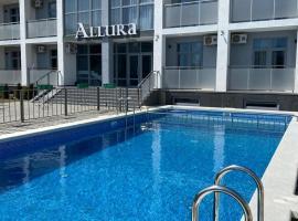 Allura, отель в Анапе